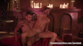 Priests Fucking in Chapel! Casey Everett Slammed by Fx Rios in REPENT