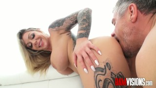 Bamvisions Inked Slut Karma Rx Creampied by Mick Blue