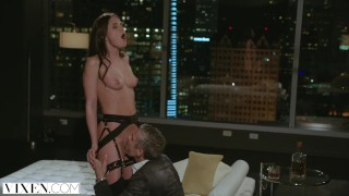 VIXEN Little Caprice Has A Sexy Surprise For Her Man