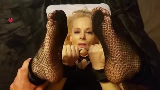 SON FINDS MILF STEP MOM Tied Up Gives Multiple Orgasm & Gargles Cum *TABOO*