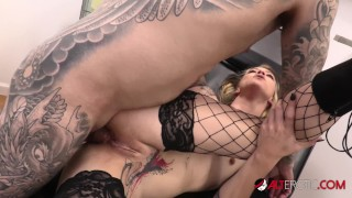 Leah Luv Fucked and Tattooed