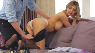 Young Fucking Perfect Tits Rides Chess Nerd'porno Cock S19:E4