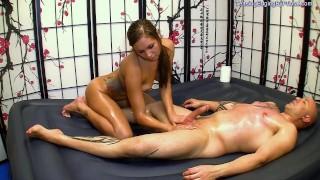 Abbi Roads - Ultimate Full Body Massage and Handjob