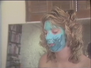 My Face Mask Turns Him On