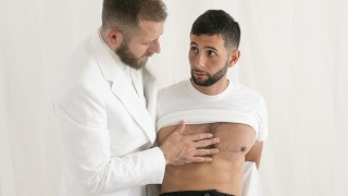 MissionaryBoyz - Bearded Priest Fucks A Rebellious Missionary Ass