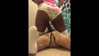 watch me ride my bear