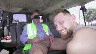 BAIT BUS - Construction Worker Dale Savage Gets Got By Jacob Peterson