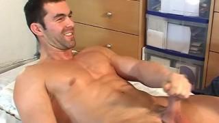 My best straight friend made a gay porn ! Nicolas