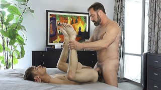 StepFamilyDick - Innocent Boy Gets His Tight Asshole Pounded
