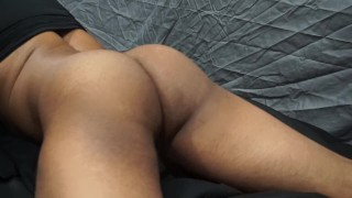 Cum With Me!! Black Guy Dry Humping and Dirty Talk Part-2