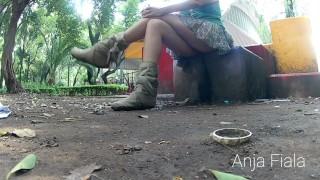 Sitting to pee