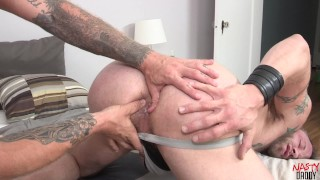 Derek Parker Takes Big Daddy Dick
