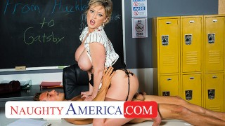 Naughty America - Dee Williams fucks her student