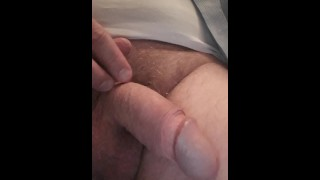 Have not ejaculated for over 3 months. Carefully edging to hot video.