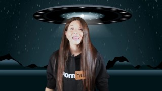 Going Deep with Pornhub Aria - Alien Porn Searches