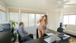 LOAN4K. Teen is a modest one but needs money so why gets naughty