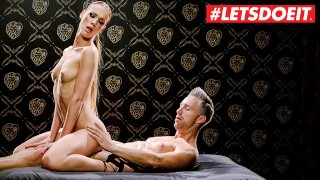 LETSDOEIT - Czech Babe Alexis Crystal Creampied In Her Fantasy Sex Session