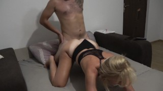 Her husband calls her while i fuck her ! Cheating wife