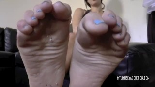 LL Dirty Flats and Feet Joi