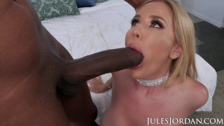 Jules Jordan - Savannah Bond's First Interracial