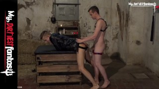 Bound Up Boys (MY DIRTIEST FANTASY) bareback abuse twink
