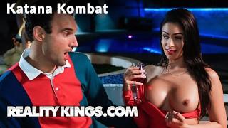 Reality Kings - Bored Latina housewife Katana Kombat cucks her beta husband