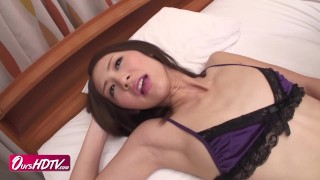 [OURSHDTV][中文字幕]Sexy model Riko Miyase hot fuck uncensored