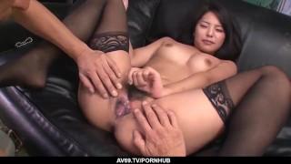 Eririka Katagiri fucks a lot and enjoys Japanese cum - More at 69avs com