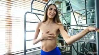 Skinny Sexy Natalia Nix Nude In Florida