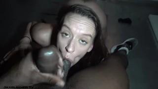 Horny Slut Nicci Gets Banged In The Back Of A Uhaul