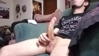 Young, hung & full of cum!