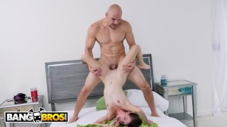 BANGBROS - Young Alice Andrea Wants It Rough, And Jmac Delivers