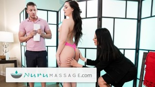 NuruMassage Masseuse Tryouts with Whitney Wright