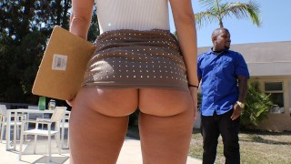 BANGBROS - Candice Dare Gives Up Dat Azz To Rico Strong