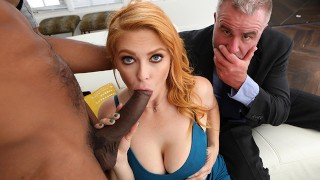BBC Slut Penny Pax Gives Acces To All Her Holes - Cuckold Sessions