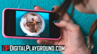 Digital Playground - Milf Helena Price gets caught spying