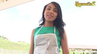 Carne Del Mercado - Amateur Small Tits Latina Teen Dayana Cruz - MamacitaZ