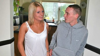 Kat and Kenny from Swindon