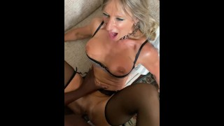 Marina Beaulieu anal sex with BBC