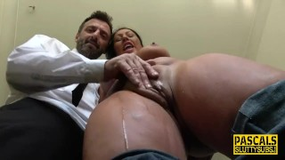 Milf throated by Pascal