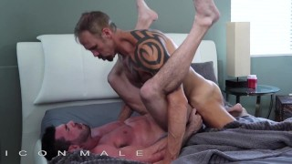 IconMale - Big dick Daddy tops hunk