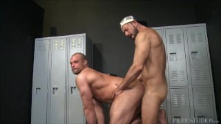 ExtraBigDicks - Pounding Ass In The Locker Room