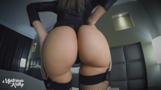 FUCKING A HOT ESCORT GIRL, ON A BUSINESS TRIP - CREAMPIE POV 4K RAW
