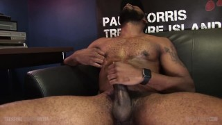 Furry Black Dude Storkin10 incher