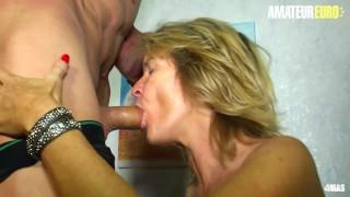 XXX Omas - German Mature Big Tits MILF Hot Cheating Fuck - AmateurEuro