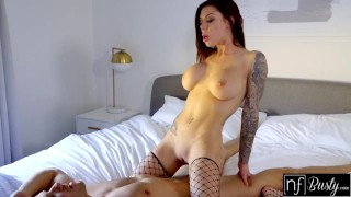 Busty Vixen Karma Rx Takes Pleasure In Seducing Her Man S10:E8
