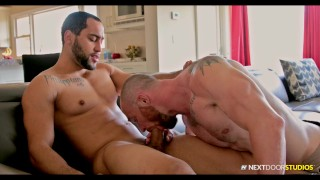 NextDoorStudios - Markie More Shares Secret With Stepbrother