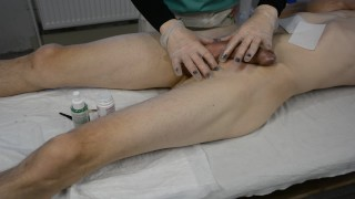 WAX / UNDER HAIR REMOVAL - CUM HANDS FREE TWICE ORGASM