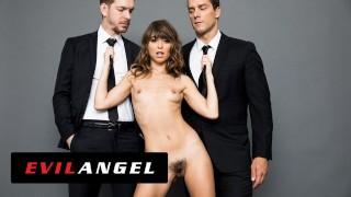 EvilAngel: I Am Riley Double Penetration - Award Winning Scene