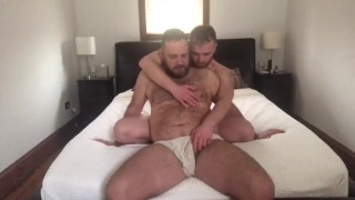 Full video of Seattle Dad and college otter. Raw, verbal Sex